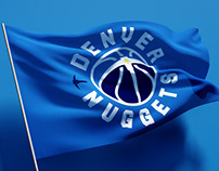 Proposed Branding & Visual Id for the Denver Nuggets