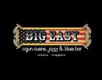 Big Easy, Singapore - Brand Identity