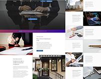 Сайт на WordPress для нотариальной конторы