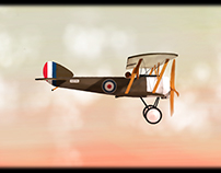 Sopwith Pup Animation Test