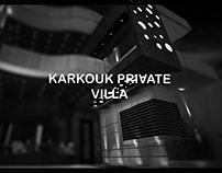 karkouk private villa