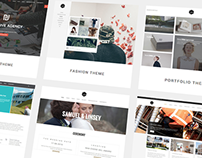 Saurus - Multi Design WordPress Theme