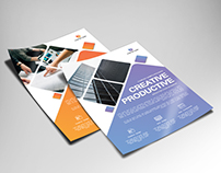 Business Flyer - Free PSD Template