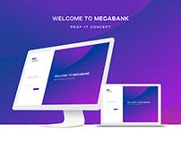 MegaBank Concept