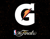 GATORADE MX - NBA FINALS POSTERS