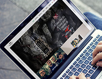 Antico Frantoio Muraglia - Internet Site