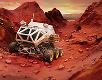 THE MARS ROVER