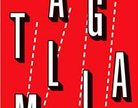 TAGLIAMI — Homage to Lucio Fontana