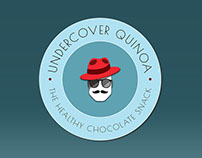Undercover Quinoa Packaging