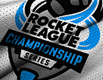 Personal Project: RLCS Re-Brand