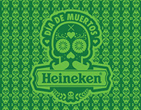 Heineken Día de Muertos