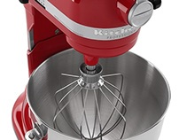 KitchenAid Spec Sheet