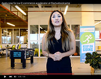Apply Now Video - Startupbootcamp