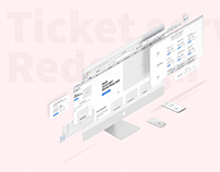 Concert.ua - ticket service. Redesign. Case Study