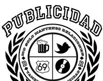 Sudadera Publicidad y RR.PP.  - UA (2011)