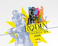 Rodin in Istanbul