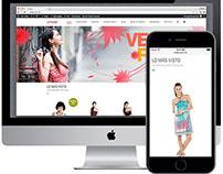 Lineas :: website