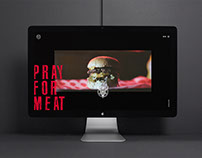 MEATliquor - Web Concept