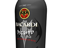 Bacardi Oscuro by F1 Design