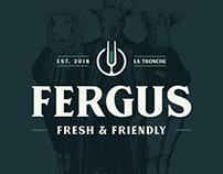 Fergus - Identité visuelle