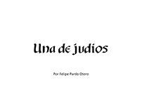 A short movie script (in spanish)