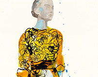I N K / People Illustration