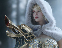 Lineage II Revolution - Orc Cinematic Trailer