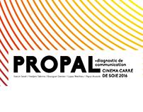 Communication 360 - Cinéma Carré de Soie