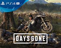 PlayStation | Days Gone