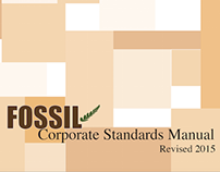 Redesign Fossil Corporate Manual