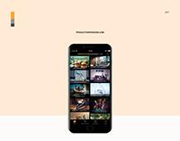 Production Paradise app