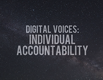 Digital Voices | Individual Accountability