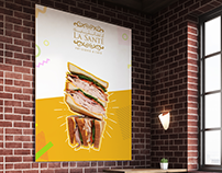 La Sante Restaurant Posters