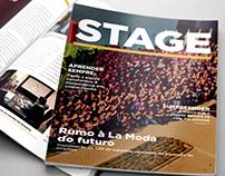 Revista Stage - La Moda