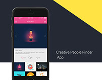 Creative - Product People Finder Apps