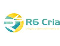 R6 Criações | Proposta de logo
