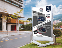 PROMOTIONAL ADS OF KONFOR AUTOMOBILE