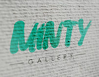 "Logo ""Minty Gallety"""