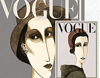 Cover Vogue icons