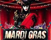 Mardi Gras - Flyer / Poster