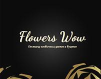 Flowers Wow - доставка экзотических цветов