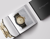 Givenchy Watch Collection - 2014 Consumer Catalogue
