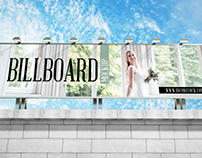 Free Building Top Billboard Mockup PSD 2018