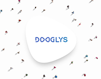 Promo site for POS software Dooglys