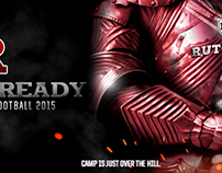 Scarlet Knights Football #BattleReady Social Media Ad