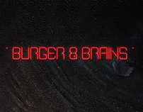 Burger & Brians Font.
