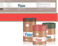Raw packaging