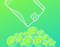 Contractor Wallet - Concept iOS App