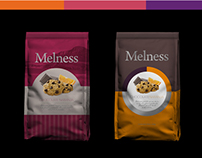 Packaging Galletas Melness