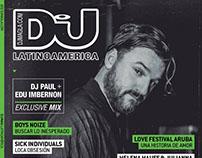 Dj Mag Cover w/ Solomun